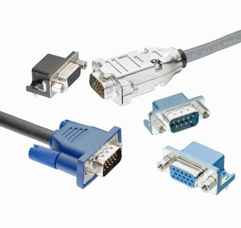 Conectores D-Sub